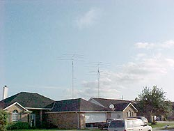 My home QTH in 2003